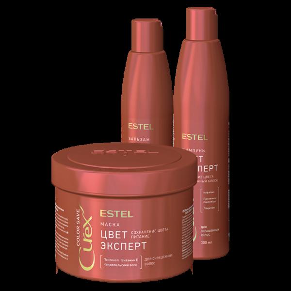 COLOR SAVE | Для сохранения оттенка окрашенных волос