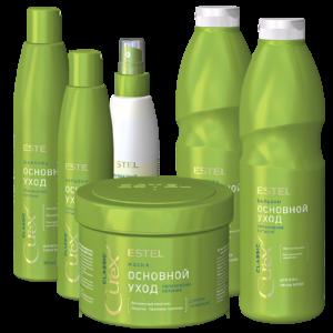 CLASSIC | Для основополагающего ухода за волосами