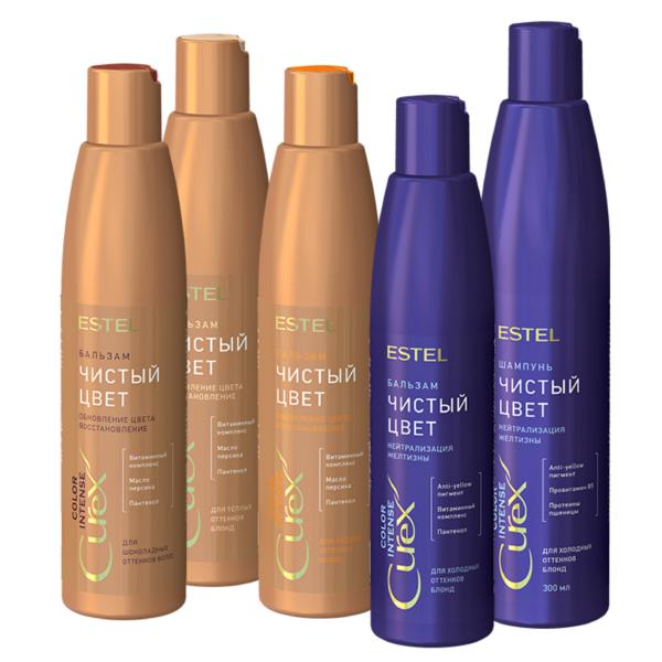 COLOR INTENSE | Для реновации оттенка окрашенных волос