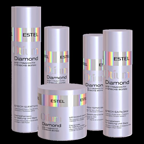 DIAMOND | Для блеска волос