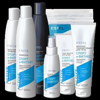ACTIVE | Для заботы о волосах после занятий спортом и активного отдыха