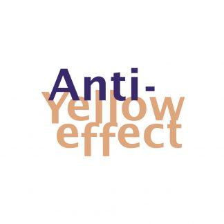 Крем-краска для волос ANTI-YELLOW EFFECT