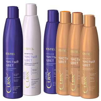 COLOR INTENSE   Для реновации оттенка окрашенных волос