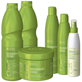 CLASSIC   Для основополагающего ухода за волосами