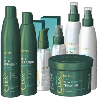THERAPY   Для восстановления волос